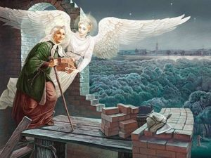 6 июня — день прославления в лике святых блаженной Ксении Петербургской(друзьям). Ярмарка Мастеров - ручная работа, handmade.
