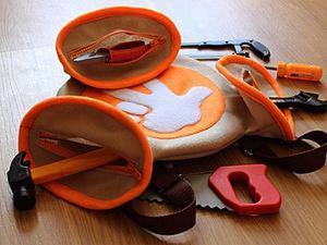Шьем детский рюкзак-«помогатор». Ярмарка Мастеров - ручная работа, handmade.