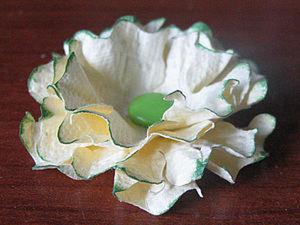 Простой и эффектный цветок из бумаги. Ярмарка Мастеров - ручная работа, handmade.