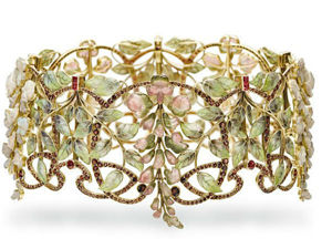 Art Nouveau Jewelry and Decor by Philippe Wolfers. Livemaster - handmade