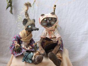 Встречаем Ароматную парочку. Ярмарка Мастеров - ручная работа, handmade.