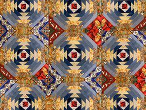 Шьем лоскутное одеяло из старых джинсов. Серия 3. Ярмарка Мастеров - ручная работа, handmade.