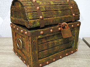 DIY Cardboard Box. Livemaster - handmade