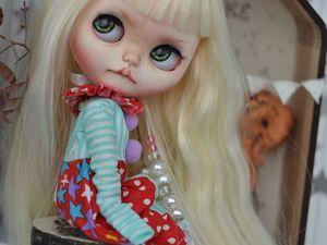 Peppy . New Doll. Ярмарка Мастеров - ручная работа, handmade.