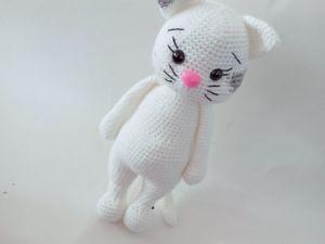 Бесплатный котик. Ярмарка Мастеров - ручная работа, handmade.
