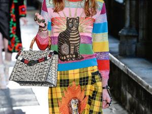 Современные тенденции в вышивке модных домов. Ярмарка Мастеров - ручная работа, handmade.