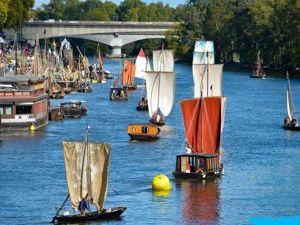 Орлеанский фестиваль реки Луары. Ярмарка Мастеров - ручная работа, handmade.