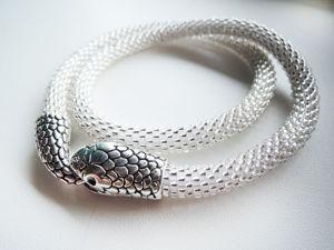 Монохромная коллекция  «Serpentarium». Ярмарка Мастеров - ручная работа, handmade.