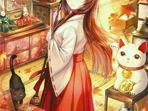 Японское современное искусство: аниме и манга. Ярмарка Мастеров - ручная работа, handmade.