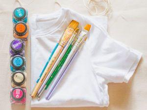 Всё по полочкам, или Основные этапы и приёмы росписи. Ярмарка Мастеров - ручная работа, handmade.