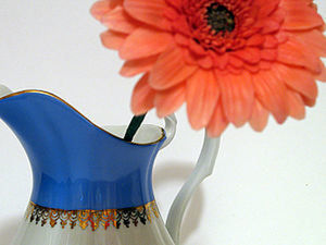 Лепка цветка герберы из полимерной глины. Ярмарка Мастеров - ручная работа, handmade.