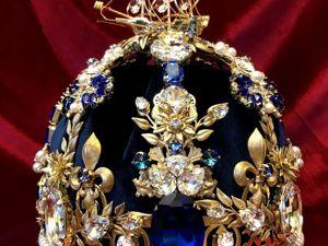 Корона  «кОрабль» . Ярмарка Мастеров - ручная работа, handmade.