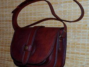 Сегодня скидка на готовые сумки 33%. Ярмарка Мастеров - ручная работа, handmade.
