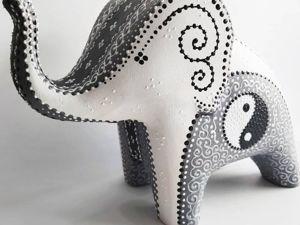 Слоны — новая коллекция. Ярмарка Мастеров - ручная работа, handmade.