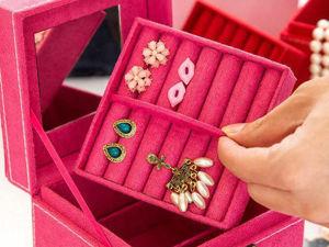 Правильно ли мы носим и храним ювелирные украшения?. Ярмарка Мастеров - ручная работа, handmade.