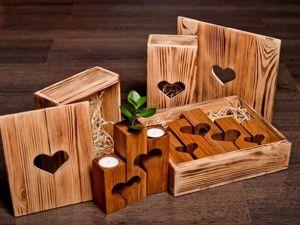 Древесный хендмейд и выгодные бизнес-идеи. Ярмарка Мастеров - ручная работа, handmade.