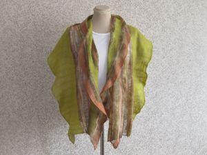 Как красиво завязать широкий шарф палантин. 6 способов, которые я использую. Ярмарка Мастеров - ручная работа, handmade.