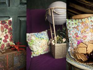 Декоративные наволочки с нашими принтами. Ярмарка Мастеров - ручная работа, handmade.