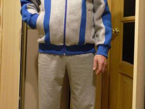 Шьем мужскую спортивную куртку. Ярмарка Мастеров - ручная работа, handmade.
