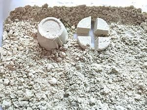How to Easily Make Moon Sand for Sculpting. Livemaster - handmade