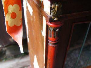 Модная старость: реставрируем буфет. Ярмарка Мастеров - ручная работа, handmade.