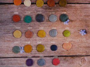 Палитра. Основные цвета, полностью. Ярмарка Мастеров - ручная работа, handmade.