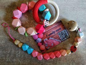 Первая игрушка для малыша!? Тогда слингобусы. Ярмарка Мастеров - ручная работа, handmade.