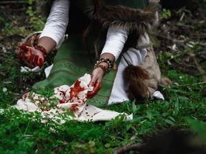 Готовим бутафорскую кровь. Ярмарка Мастеров - ручная работа, handmade.