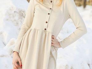 Скидка 16% на платье  «Карамель»!!!. Ярмарка Мастеров - ручная работа, handmade.
