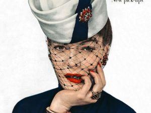 Чего вы не знали о Vogue. Интересные факты. Ярмарка Мастеров - ручная работа, handmade.