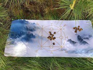 Для Нины выкладываю что есть из Рунических полотен. Ярмарка Мастеров - ручная работа, handmade.