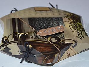"""МК """"Шестигранник для украшений"""". Ярмарка Мастеров - ручная работа, handmade."""
