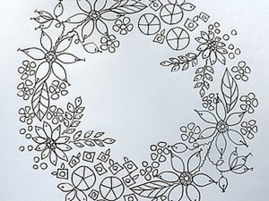 Вышивка лентами. Основы мастерства. Часть 5. Ярмарка Мастеров - ручная работа, handmade.