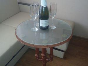 Мастерим винный столик. Ярмарка Мастеров - ручная работа, handmade.