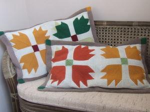 Диванные подушки. Ярмарка Мастеров - ручная работа, handmade.