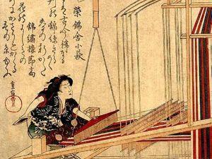 Цумуги — сотканное время. Ярмарка Мастеров - ручная работа, handmade.