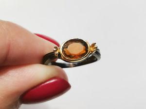 Видео кольца с натуральным опалом. Серебро 925 пробы. Ярмарка Мастеров - ручная работа, handmade.