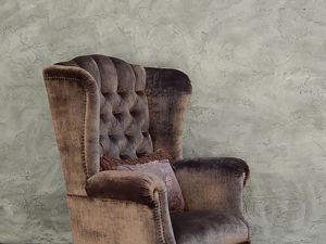 Скидки на готовые работы. Кресло.-33%. Ярмарка Мастеров - ручная работа, handmade.