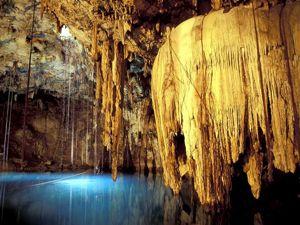 Удивительное в природе. Карлсбадские пещеры. Лечугилья. Ярмарка Мастеров - ручная работа, handmade.
