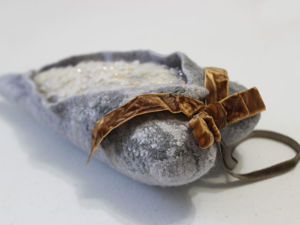 Создаем новогоднее интерьерное украшение-сердце. Ярмарка Мастеров - ручная работа, handmade.