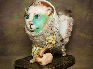 Авторская кукла  «Властелин души». Ярмарка Мастеров - ручная работа, handmade.