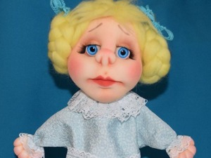 Создаем «карамельные губки» для кукол в технике «скульптурный текстиль». Утяжка губ. Ярмарка Мастеров - ручная работа, handmade.