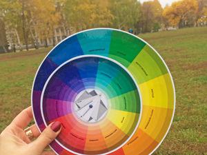 Что такое Цветовой круг?. Ярмарка Мастеров - ручная работа, handmade.