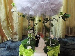 Свадебная беседка. Ярмарка Мастеров - ручная работа, handmade.