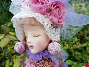 3 дня — акция на 3 куклы —  до 3 мая. Ярмарка Мастеров - ручная работа, handmade.