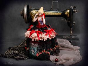 Швейные инструменты. Путешествие в прошлое. Ярмарка Мастеров - ручная работа, handmade.