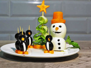 3 варианта сказочного декора на новогодний стол-легко, быстро и невероятно красиво. Ярмарка Мастеров - ручная работа, handmade.