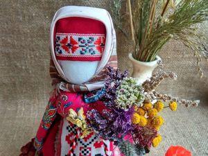 Сказка про куклу Рябинку. Ярмарка Мастеров - ручная работа, handmade.