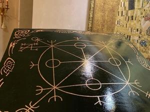 Полотна для рунического расклада. Ярмарка Мастеров - ручная работа, handmade.