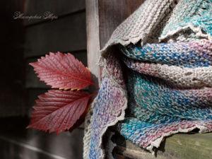 Немного фото со съёмки моих платочков. Ярмарка Мастеров - ручная работа, handmade.